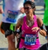 Crossing the Line at my first Gate River Run