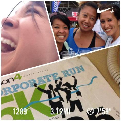 Finished the Beson4 Media Group Corporate Run in 24:40!