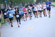 On my way to a PR at the 2014 Corporate Run