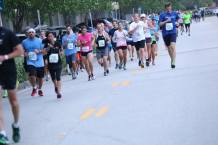 2014 Corp Run. My form doesn't look too bad!