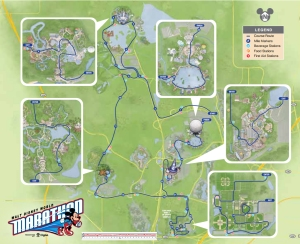 The 2015 Walt Disney World Course